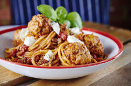 National Meatball Day | Classic Meatballs | Franky and Bennys