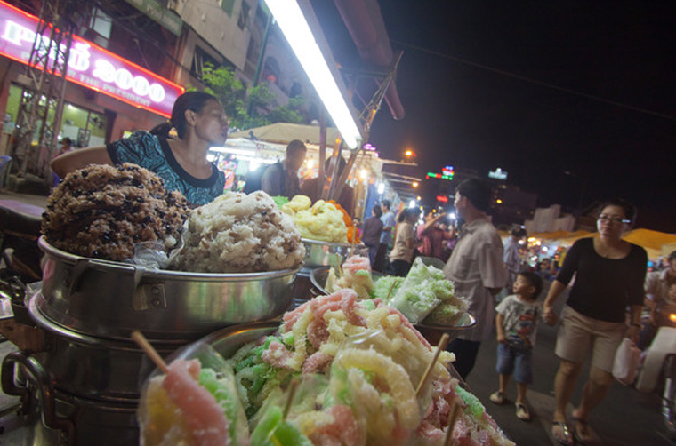Hanoi Vietnam Asia Food Pocket Guide