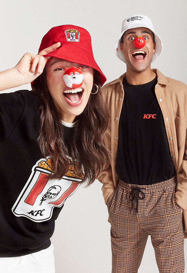 KFC Red Nose Day | Comic Relief 2021