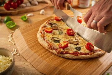 Salubre Homemade Pizza